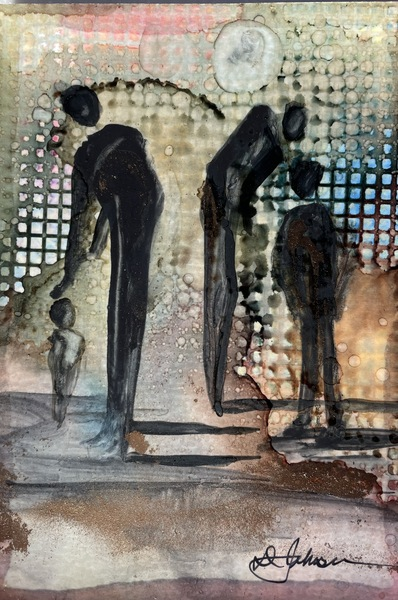 My People 1 by Denise Johnson
