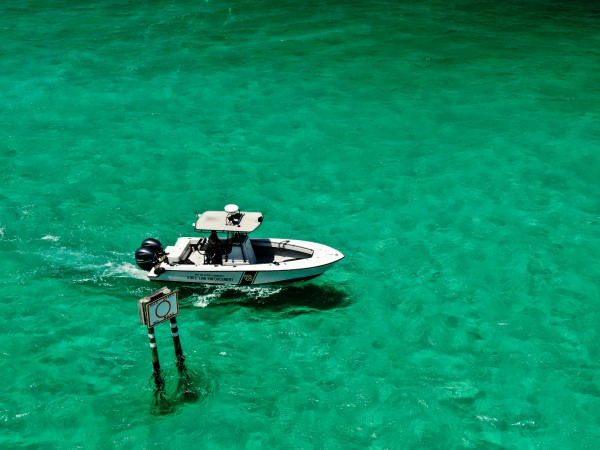 Fla Marine Patrol by Destin30A Drone