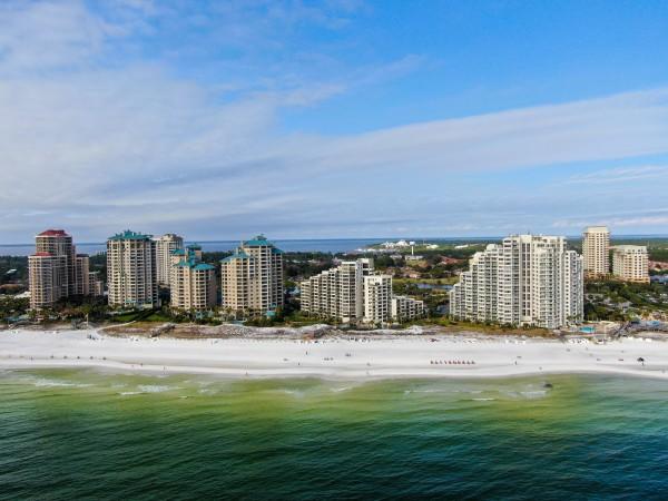 Sandestin Beachside by Destin30A Drone