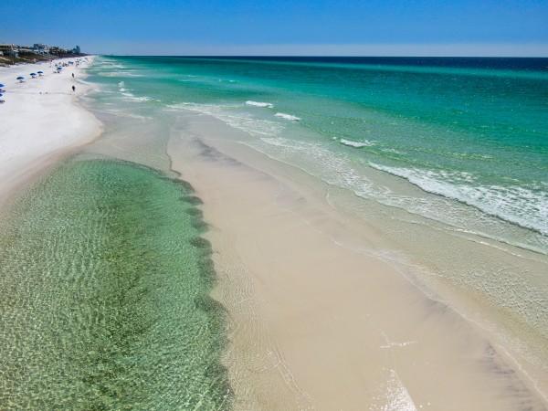 30A Seaside Tidepool by Destin30A Drone