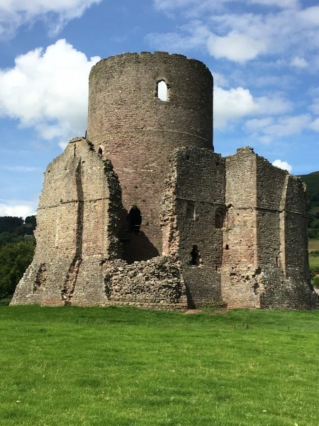 Treetower-Castle-Wales-2 by Dogtown Guy