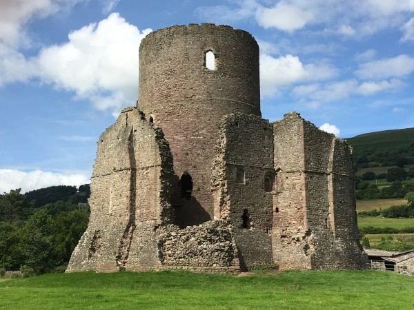 Treetower-Castle-Wales-1 by Dogtown Guy