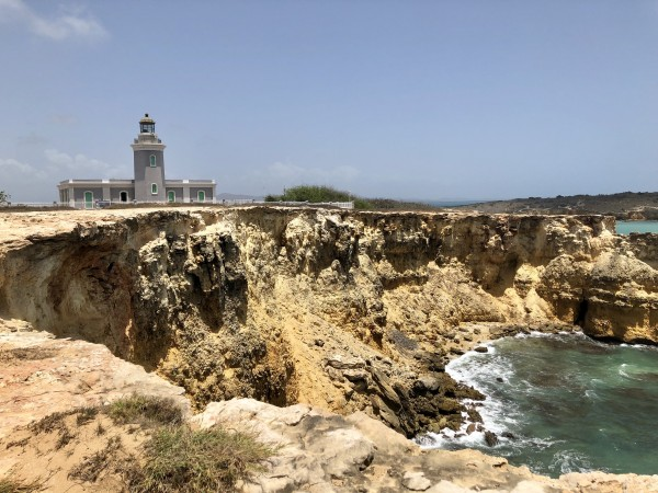 Cabo-Rojo-Lighthouse-1 by Dogtown Guy