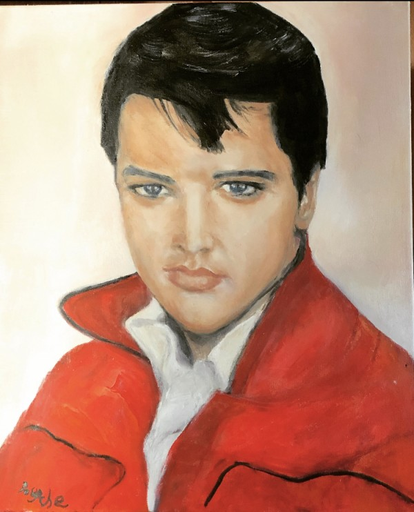 Elvis by Dr Claire V