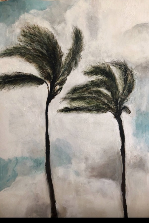 Palms by Dr Claire V