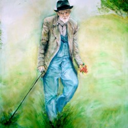 The Old Man by Dr Claire V