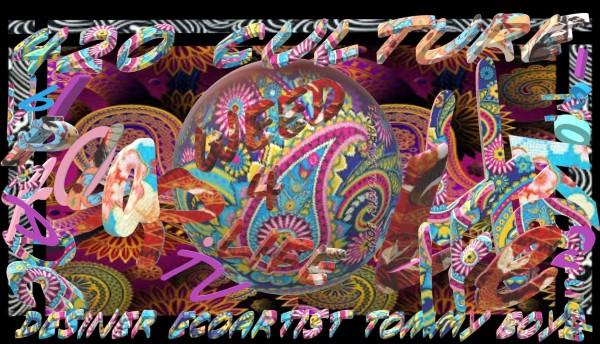 ecoartisttommyboydweedartLG by KING THOMAS MIGUEL BOYD