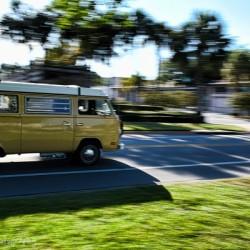 Volkswagen Samba by Ed Bravo