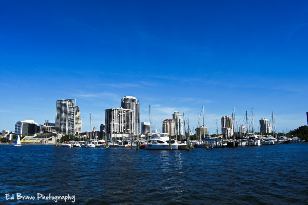 Downtown St Pete  by Eduardo Bravo