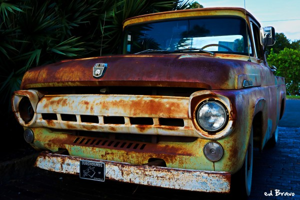 Ford by Ed Bravo
