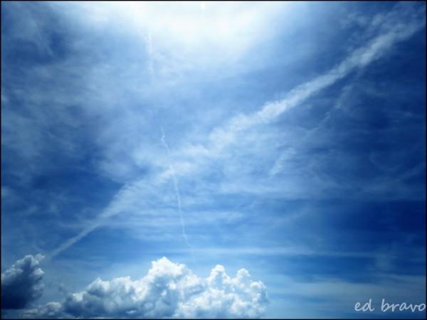 sky line by Ed Bravo