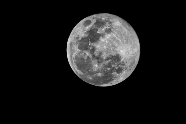 Full Moon  by Edwin De Smet