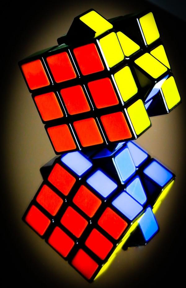 Rubik Cube by Edwin De Smet