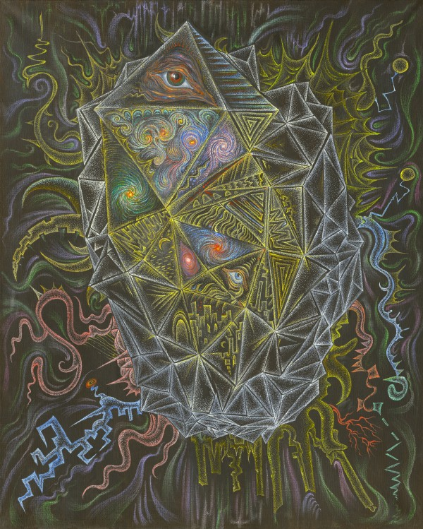 Deity_From_The_Abyss by Egalitarian Art Gallery
