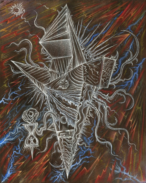 Deity_From_The_Abyss_2 by Egalitarian Art Gallery
