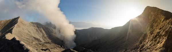 Bromo volcano Java Indonesia by Em Campos