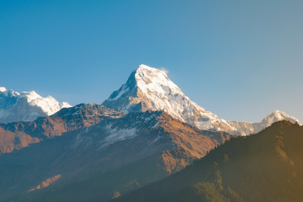 Poon Hill Trek view in Nepal by Em Campos