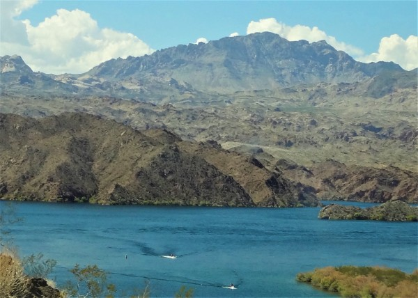Lake Mohave Nevada by Emerson