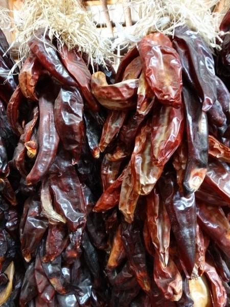 Chili Pepper Ristras by Emerson
