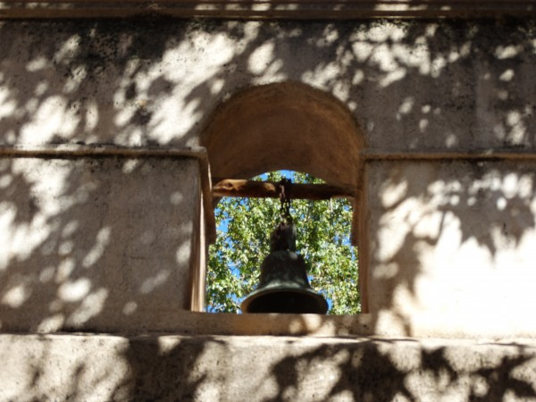 Old Bell in the Shade by Emerson