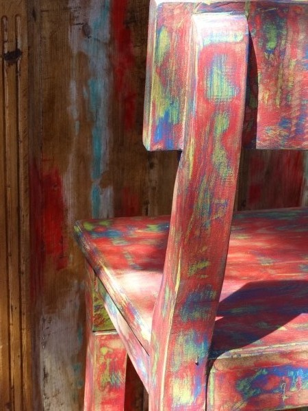 Painted Chair by Emerson