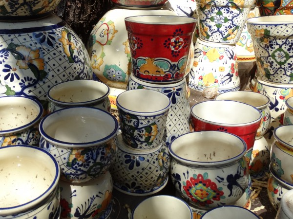 Mexican Pottery by Emerson