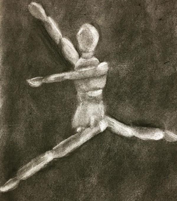 Undefined Dancer by Emma Vannatten