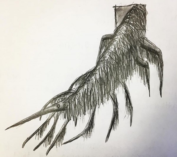 Creature of The Dark by Emma Vannatten