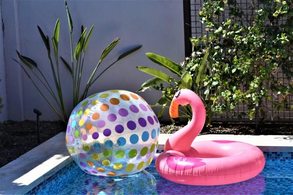 Pool Time by Eric Schmitz
