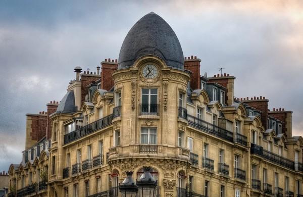 Paris Style  Print