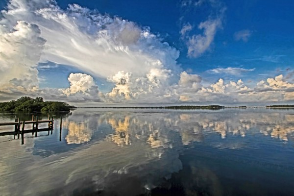 Morning Thunder by HH Photography of Florida