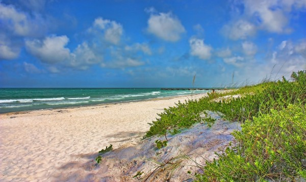 Its A Beach Kind Of Morning by HH Photography of Florida