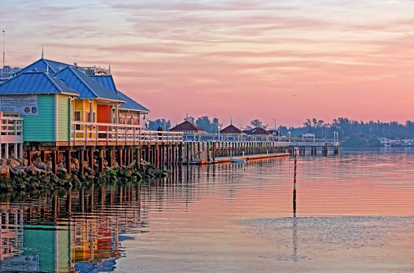Morning Peace by HH Photography of Florida