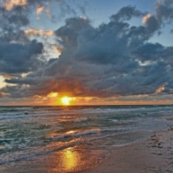 The Beautiful Sea  by HH Photography of Florida