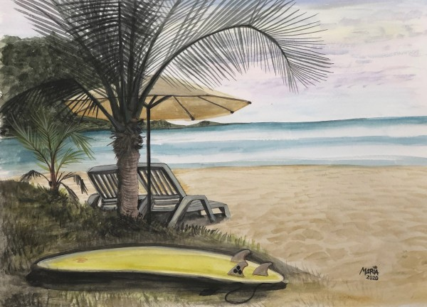 Collection COSTA RICA-Jaco Beach by HUBLOT DESIGN