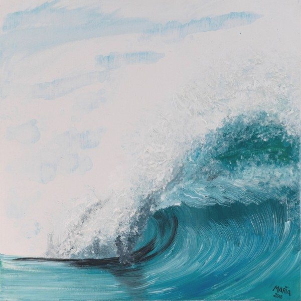 Collection WAVES-Barrel by HUBLOT DESIGN