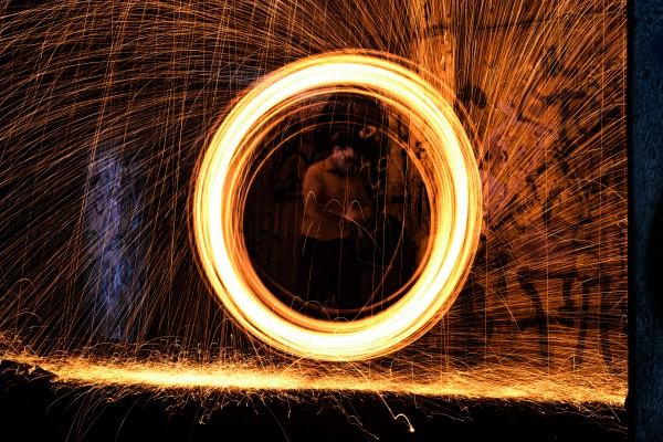 Sparks by Hydrogone Photography