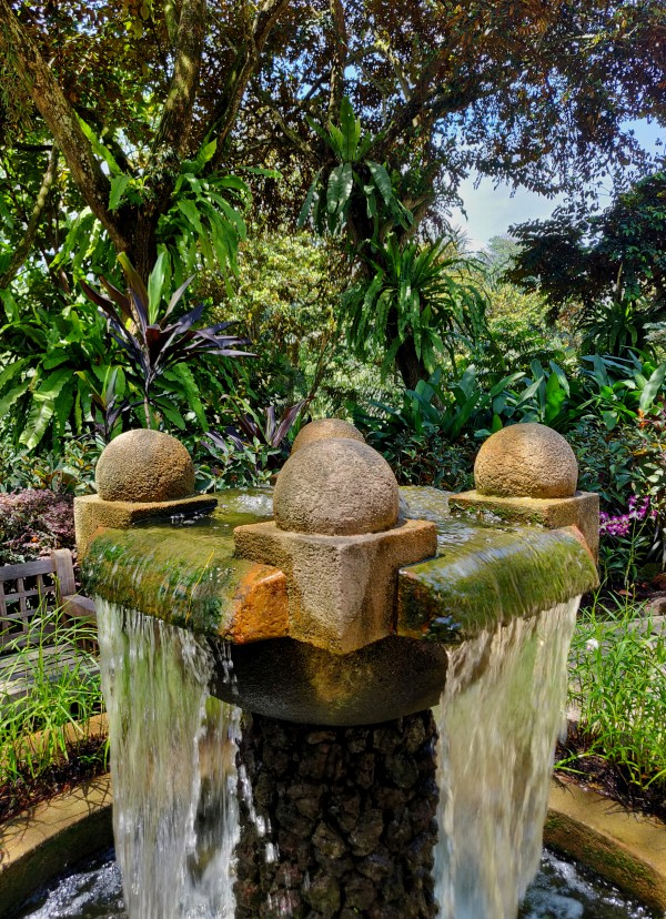 Fountains by Isabelle Koutny