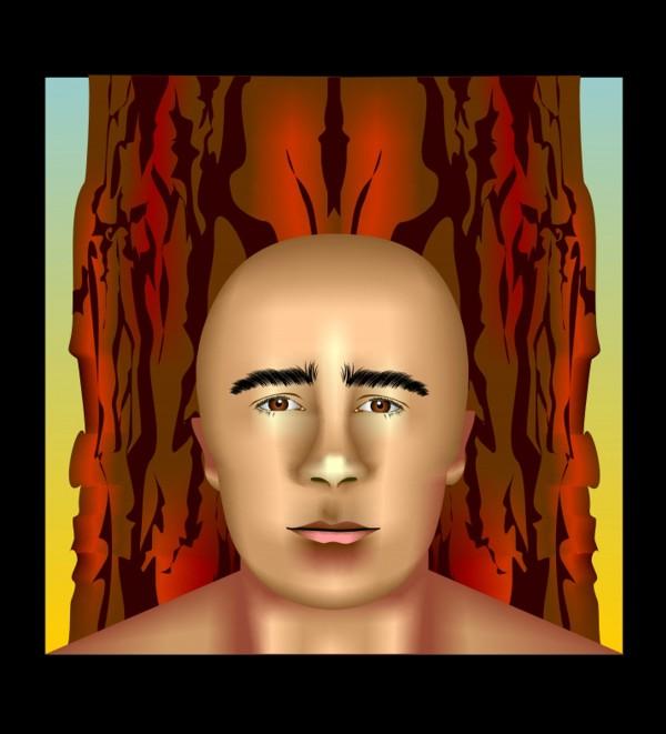 MAN 1 by JOHN HERNANDEZ