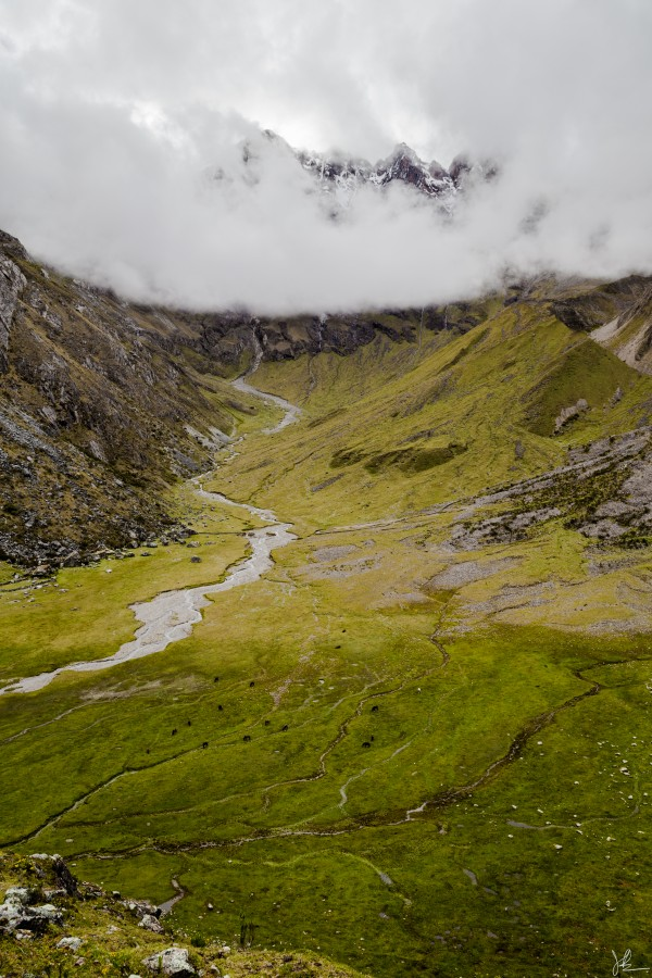 Cusco Valley by Jackson Brown