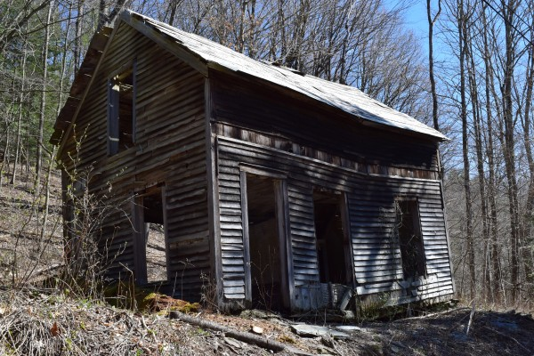 Rural Decay I by Jarrod Sammis