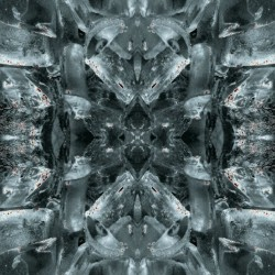 Art of the Cristal Dimensional ice by Jeremy Lyman