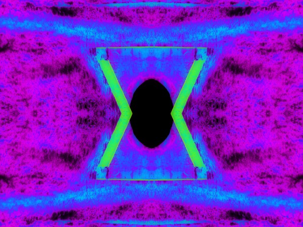 Portal  108  by Jesse Schilling