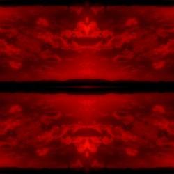 Portal  26  fire by Jesse Schilling