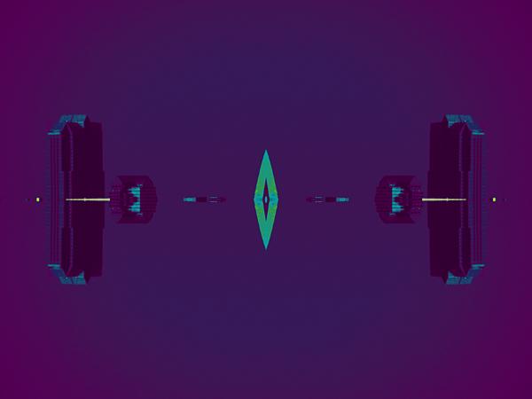 portal DE6AEBBD by Jesse Schilling