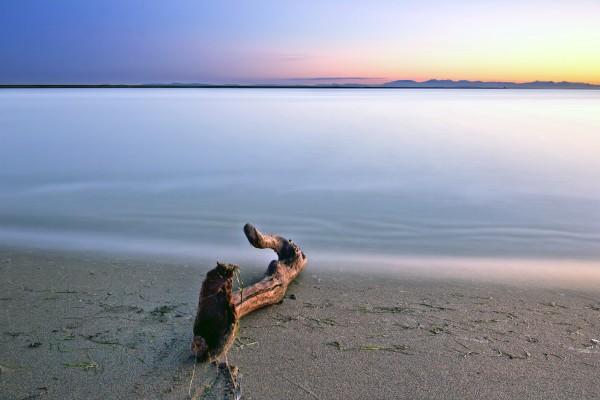 Serene Sunset by Amazing Vancouver & Beautiful British Columbia by Jorge Ligason