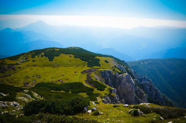 Alpine views  Print