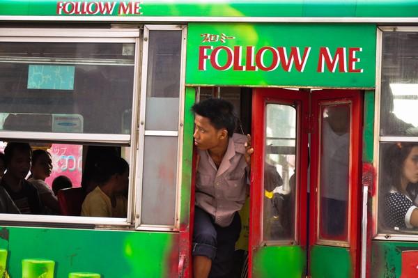 Follow Me  Print