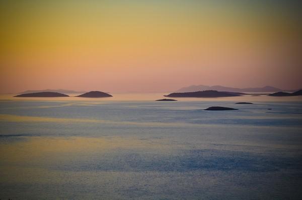 Adriatic islands  Print