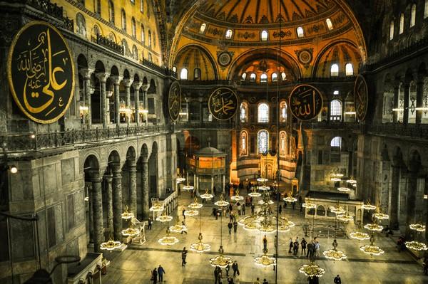 Hagia Sophia  Print